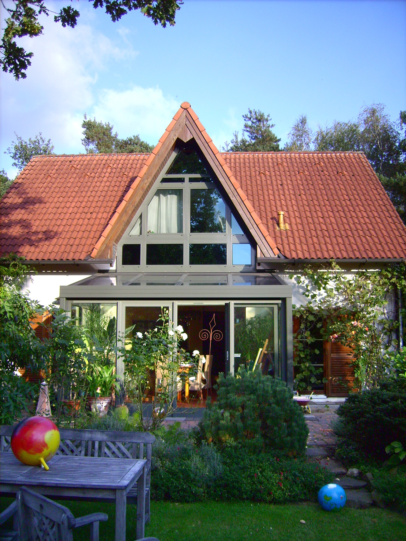 balkon als wintergarten bilder die besten ideen uber. Black Bedroom Furniture Sets. Home Design Ideas