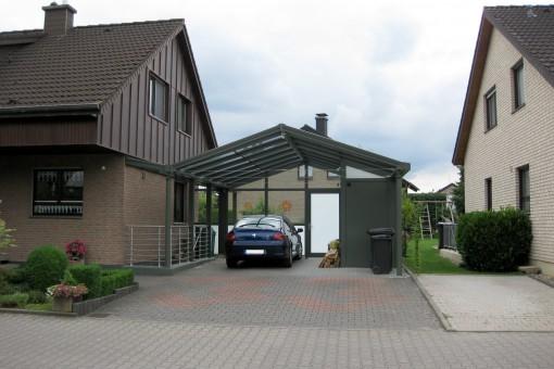 Carport mit Satteldach (01)
