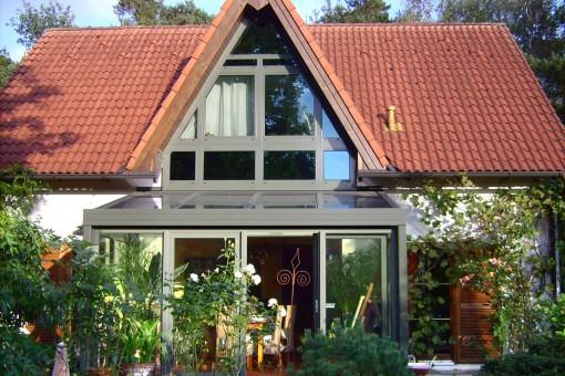 Aluminium-Wintergarten als Wohnraum (01)